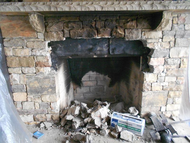 Chimney Repair Dallas-Fort Worth